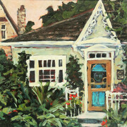 House with Blue Door (sold)