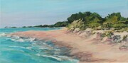 Turtle Beach (plein air)
